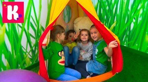 Видео ВЛОГ / детский развлекательный и познавательный центр / Kadorr Kids