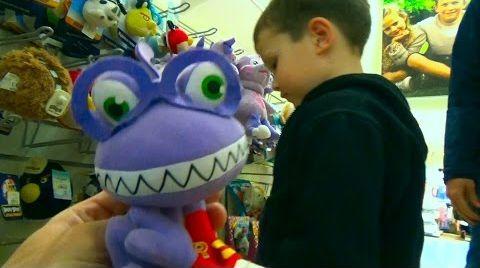 Видео VLOG поход в детский магазин СМИК за игрушками