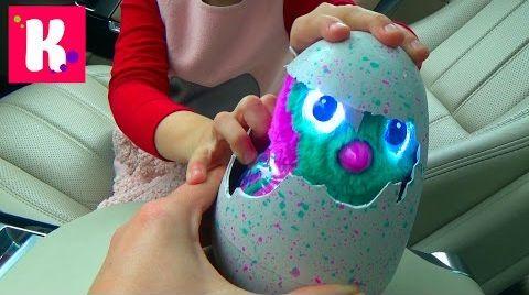 Видео ВЛОГ Самые вкусные Коктейли / Новый питомец из яйца / Макс идет на День Рождения одноклассника