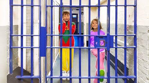 Видео ВЛОГ Тюрьма#