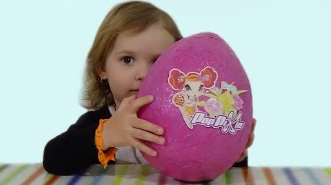 Видео Волшебные ПопПикси огромное яйцо с сюрпризом/ обзор игрушек