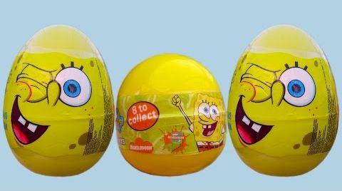 Видео Яйца сюрприз/ обзор игрушек